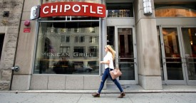 Chipotle in de problemen