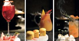 Veggie cocktails bij MOER