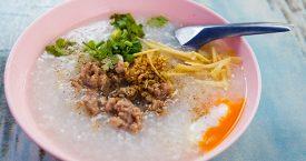 Comfort ontbijt: congee