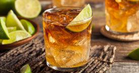 Cocktail: Dark 'N Stormy