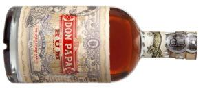Don Papa rum fles