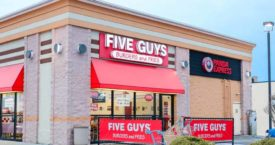 Five Guys: geheim menu