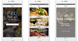 Met deze handige app bestel je eten met 80 procent korting