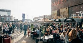 DGTL introduceert 's werelds eerste circulaire food court