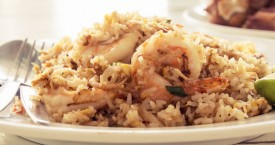 De publieksfavoriet: fried rice