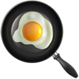 Alleen het gebakken ei heeft een e(i)moji