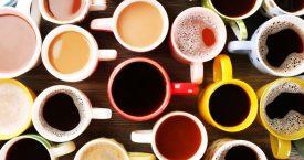 Ik wil een gewóne koffie