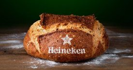 Pop-up Heineken Bakery