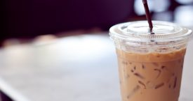 Koffie: ijskoud het lekkerst
