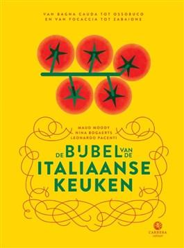 kookboek bijbel van de italiaanse keuken