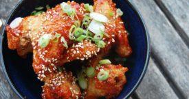Recept: korean fried chicken