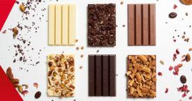 KitKat break met Deliveroo