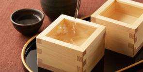 masu sake doosje