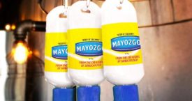 Mayo on the go
