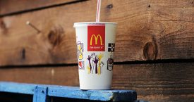 Waarom McDonalds cola het lekkerst is