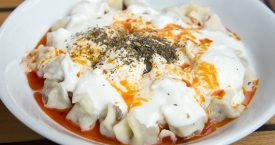 Manti: Turkse ravioli