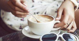 Koffie, tukje, actie!