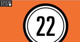 Nummer 22