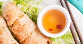 Vietnamese dipsaus: nuoc cham
