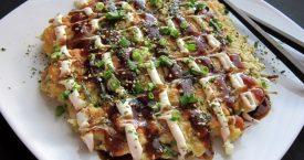 Recept: Okonomiyaki