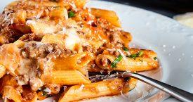 Eet pasta als een echte Italiaan