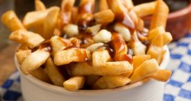I dream of poutine