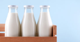 Melk met prik, huh?!
