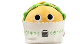 Hug a burger