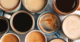 Koffie zonder koffiebonen?