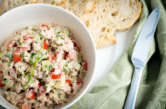 tonijnsalades
