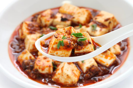 mapo tofu sichuan