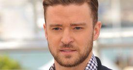 Justin Timberlake is een diehard foodie