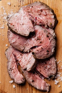 Stock roast beef