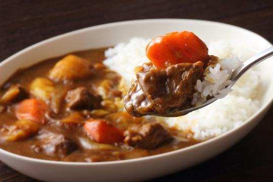japanse curry met rundvlees