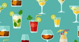 Heb je nodig: Lush cocktails