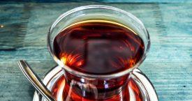 Een Turks tulpje thee