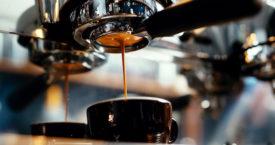 Koffie drinken in Europa