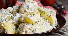 5x fantastische aardappelsalade