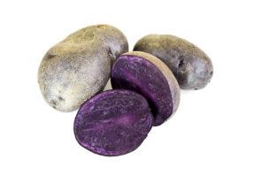 truffelaardappel Vitelotte Noir
