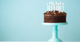 Eet gratis op je verjaardag