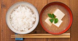 Rijst is gezond