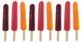 Boozy ijsjes voor een zomerse avond