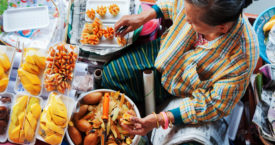 Op vakantie zonder voedselvergiftiging