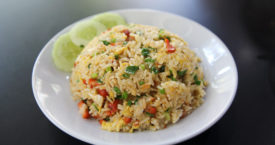 Stap voor stap de perfecte fried rice