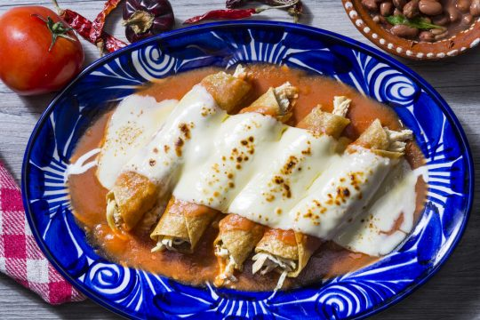 Stock enchilada