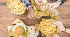 9x gouden regels bij eten delen