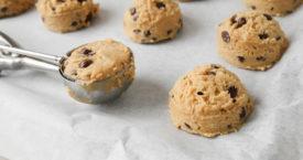 Kant-en-klaar koekjesdeeg