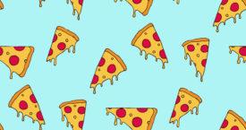 Alles met pizzasmaak, please
