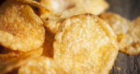 Tortilla met chips van Ferran Adrià