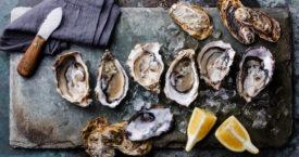 Hoe eet je een oester?